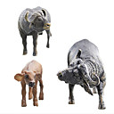 cheap Animal Action Figures-Animals Action Figure Pig Deer Animals Simulation Silicon Rubber Girls' Kid's Teen Gift