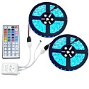 billige LED Strip Lamper-72W Lyssett 12000 lm DC12 V 10 m 600 leds RGB
