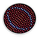 preiswerte LED Pflanzenlampe-1500 lm E26/E27 Wachsende Glühbirnen 200 Leds Blau Rot Wechselstrom 85-265V