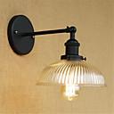 cheap Wall Sconces-Simple / Vintage / Retro Wall Lamps & Sconces Metal Wall Light 110-120V / 220-240V 40W / E26 / E27