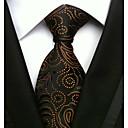 baratos Ioiôs-Homens Trabalho Básico Gravata Estampado