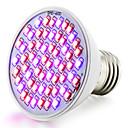 baratos Luz LED Ambiente-360-430 lm E26/E27 Lâmpadas crescentes 60 leds SMD 3528 Impermeável Azul Vermelho 85-265V