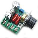 baratos Motores e Partes-controlador de controle de velocidade do motor pwm ac 2000w regulagem de tensão ajustável
