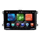 رخيصةأون مشغلات DVD السيارة-9inch 2 Din 1024 x 600 Android6.0 سيارة مشغل دي في دي إلى فولكسواجن USB صغير بلوتوث بلوتوث مبنية GPS RDS 3G (WCDMA) Wifi شاشة لمس راديو