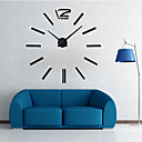 cheap DIY Wall Clocks-Casual / Office / Business / Modern / Contemporary Stainless Steel / EVA Round Indoor / Outdoor / Indoor,AAA Wall Clock