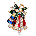 cheap Men's Earrings-Women's Brooches - Fashion Brooch Assorted Color For Christmas / Gift