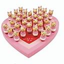 baratos Jogos de xadrez-Brinquedos de Natal Xadrez Halma Mouse Animal Animais Novo Design Adorável Plástico Suave Crianças Para Meninos Para Meninas Brinquedos Dom 1 pcs