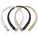 cheap Headsets & Headphones-913 Neck Band Wired Headphones Electrostatic Plastic Sport & Fitness Earphone with Volume Control Headset