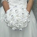 billige Gaveesker-Bryllupsblomster Buketter Bryllup polyester / skum 9.84 tommer (ca. 25cm)