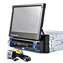 رخيصةأون مشغلات DVD السيارة-7 بوصة Din أخرى دقة عالية / بلوتوث مبنية / تحكم بالصوت إلى عالمي الدعم / ذاكرة التخزين / واجهة ثلاثية الأبعاد / أصوات  / متعددة الوظائف / SD / UB دعم