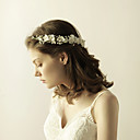 cheap Party Headpieces-Fabric Headbands / Flowers with 1 Wedding / Party / Evening Headpiece