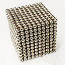 cheap Magnet Toys-1000 pcs 3mm Magnet Toy Magnetic Balls Building Blocks Magic Cube Magnetic Kid's / Adults' Boys' Girls' Toy Gift