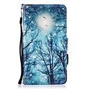 cheap Cell Phone Cases & Screen Protectors-Case For Huawei P10 Lite Wallet / Card Holder / with Stand Full Body Cases Tree Hard PU Leather for P10 Lite / P8 Lite (2017) / Honor 9