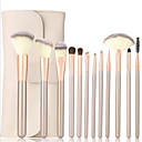cheap Magnet Toys-12pcs Professional Makeup Brushes Makeup Brush Set Synthetic Hair Lipstick / Eyebrow / Eyeliner