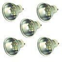 رخيصةأون LED مصابيح متوهجة-5pcs 2W 150lm LED ضوء سبوت 9 الخرز LED SMD 5730 ديكور أبيض دافئ أبيض كول 12-24V