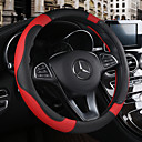cheap Steering Wheel Covers-Steering Wheel Covers Leather 38cm Beige / Black / Brown / Black / Red For Chevrole All years