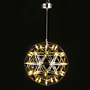 cheap Chandeliers-Pendant Light Ambient Light Electroplated Metal Acrylic LED 90-240V LED Light Source Included / LED Integrated