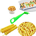 cheap Dog Collars, Harnesses & Leashes-1pc Kitchen Tools Plastics DIY Salad Tools / Slicer Carrot / Cucumber
