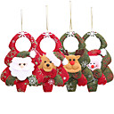 cheap Anklet-Holiday Decorations Animals / Still Life / Snowmen Christmas Ornaments Holiday 1pc