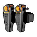 billige Anime actionfigurer-bt-s2-2 1 par motorsykkel bluetooth headset, motorsykkel hjelm intercom interphone mp3-spiller / walkie-talkie