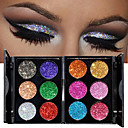 cheap Eyeshadows-Makeup 6 Colors Eyeshadow / Eyeshadow Palette Cosmetic Professional / Shimmer / Glitter Shine Long Lasting Fashion Daily Makeup / Halloween Makeup / Party Makeup Makeup Cosmetic