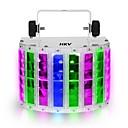 رخيصةأون إضاءات الليد للمسارح-HKV 1PC 24W أضواء الفيضان LED تخفيت ديكور جهاز تحكم مفعل بالصوت مظهر الزفاف المزخرف شاطئ رأس السنة عيد الميلاد المجيد عيد الشكر Halloween