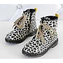 baratos Adesivos, Rótulos e Etiquetas-Para Meninas Sapatos Flocagem Inverno Conforto / Curta / Ankle Botas para Leopardo