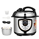 cheap Kitchen Appliances-Pressure Cooker Multifunction Stainless Steel Rice Cookers 220V 700W Kitchen Appliance