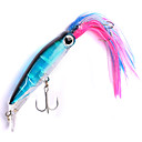 cheap Fishing Lures & Flies-1 pcs Octopus Plastic Sea Fishing Bait Casting Freshwater Fishing General Fishing Lure Fishing