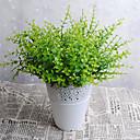 preiswerte Künstliche Pflanzen-Künstliche Blumen 3 Ast Pastoralen Stil Pflanzen Tisch-Blumen