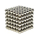 cheap Bakeware-125 pcs 11mm Magnet Toy Magnetic Blocks / Magnetic Balls / Building Blocks Classic New Design / Stress and Anxiety Relief / Focus Toy Novelty Adults' Gift