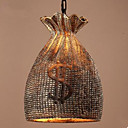 cheap Pendant Lights-Pendant Light Ambient Light Others Metal Resin Designers Bulb Not Included / E26 / E27