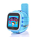 baratos Smartwatches-Relógio inteligente A144 Tela de toque / Calorias Queimadas / Pedômetros Monitor de Atividade / Monitor de Sono / Cronómetro / Relogio Despertador / Suspensão Longa / Chamadas com Mão Livre / 50-72