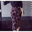 preiswerte Modische Armbänder-Damen Retro Bodycon Röcke - Geometrisch