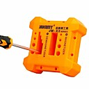 Недорогие Отвертки и гаечные ключи-отвертка с магнитным намагничивателем магнитный herramientas ferramentas