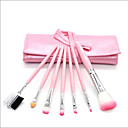 cheap Boxes, Bags & Pots-7 pcs Makeup Brushes Professional Makeup Brush Set Synthetic Hair Full Coverage Wood