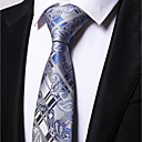 זול אביזרים לגברים-עניבת צווארון - פרחוני פוליאסטר עבודה בגדי ריקוד גברים
