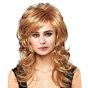 cheap Human Hair Capless Wigs-Human Hair Capless Wigs Human Hair Body Wave Side Part Long Machine Made Wig Women's