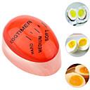 abordables Utensilios para huevos-Herramientas de cocina Metal Cocina creativa Gadget temporizador de cocina para huevo