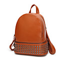 cheap Jewelry Sets-Women's Bags PU Backpack Sequin / Zipper Black / Red / Brown