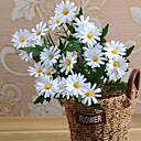 billige Kunstig Blomst-Kunstige blomster 1 Gren Pastorale Stilen Kurvplante Bordblomst