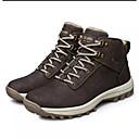 abordables Zapatillas de Deportiva de Hombre-Hombre Cuero Primavera / Otoño Confort Zapatillas de Atletismo Senderismo Negro / Marrón / Gris Claro