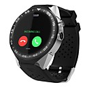 cheap Men's Athletic Shoes-Smartwatch for Android 5.1 Heart Rate Monitor / Water Resistant / Water Proof / Video / Pedometers / Quad Core Timer / Stopwatch / Pedometer / Activity Tracker / Sleep Tracker / Sedentary Reminder