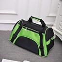 baratos Roupas para Cães-Gato Cachorro mochila Animais de Estimação Transportadores Portátil Respirável Dobrável Sólido Roxo Verde Azul