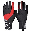 cheap Cycling Jersey & Shorts / Pants Sets-Nuckily Sports Gloves Touch Gloves Bike Gloves / Cycling Gloves Winter Gloves Keep Warm Reflective Windproof Breathable Stretchy Wicking