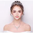 ieftine Accesorii Păr de Petrecerere-Pentru femei Clasic Stil Mire & Mireasă De Bază Cristal Bandană