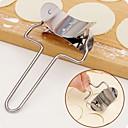 abordables Utensilios para huevos-Pasta de acero inoxidable prensa empanada pastel de ravioles fabricante de moldes de cocina pastelería herramientas