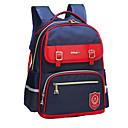 זול Elementary Backpacks-שקיות בד אוקספורד תיק לבית הספר רוכסן ל קזו'אל פול / פוקסיה / כחול ים