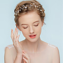 cheap Clutches & Evening Bags-Alloy Headbands with Rhinestone 1pc Wedding / Party / Evening Headpiece