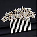 זול סטים של תכשיטים-shafurong בָּחוּץ חִנָנִית ל כל העונות לבוש ראש אביזרי לבוש / מסרקי שיער